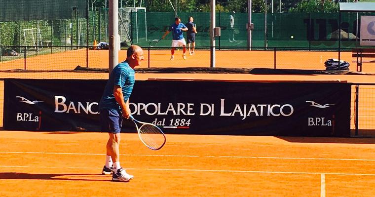 Torneo di Tennis BPLaj al Tennis Club – Fontevivo di San Miniato.