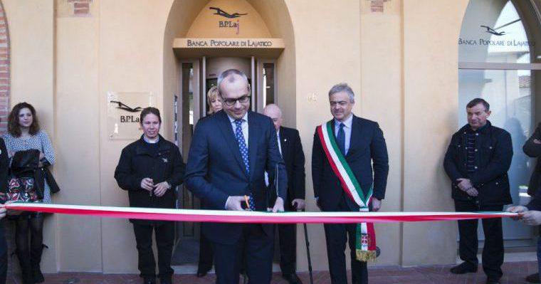 BPLaj: Inaugurata la nuova filiale di Pisa Frati – Bigi