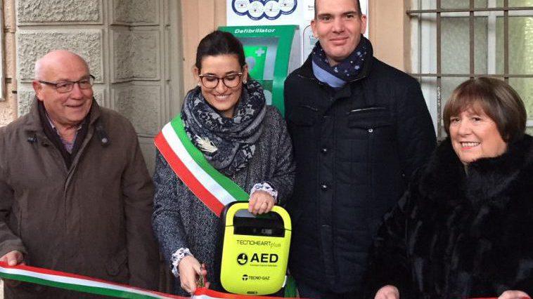 BPLaj dona il nuovo Defibrillatore