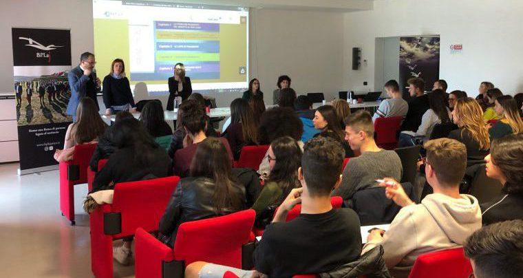 BPLaj: con gli studenti per l'Educazione Finanziaria